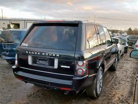 Land Rover Range Rover. Dėl dalių skambinkite +370 601 801 26