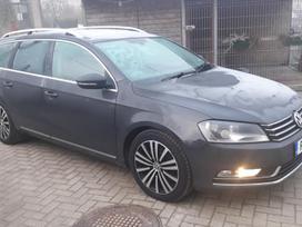Volkswagen Passat. Rida 100 tūkst. mechaninė dėžė start/stop. 17