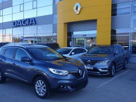 Renault Kadjar, 1.5 l., suv / off-road