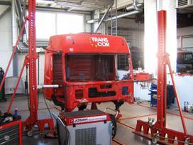 -Kita- Ferikas - Sunkvežimių remontas, semi-trailer trucks