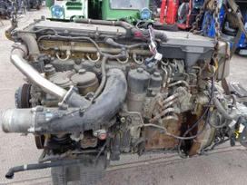 Mercedes-Benz Actros MP4 variklis, vilkikai