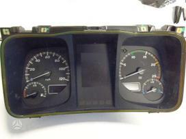 Mercedes-Benz Mp4 prietaisų skydelis, vilkikai
