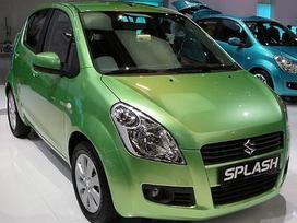 Suzuki Splash. Naudotos autodetales. didelis