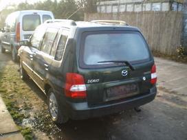 Mazda Demio. Japoniski ir korejietiski