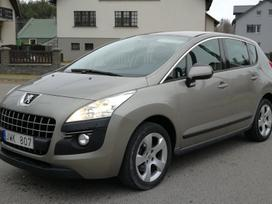 Peugeot 3008, 1.6 l., vienatūris