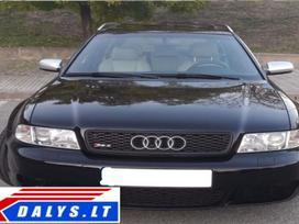 Audi Rs4. Xdalys. lt 13milijonų dalių vienoje