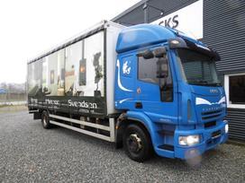 Iveco Eurocargo 150E24, užuolaidiniai / tentiniai