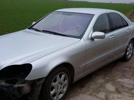 Mercedes-Benz S400 dalimis. Europinis dalimis. tel. +370-699-