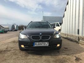 BMW 535 dalimis. Pradėtas ardyti 2019 03 13 1.automatinė greič