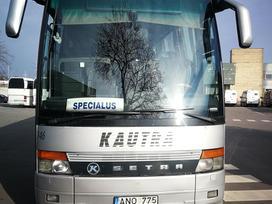 Setra S315 Hdh, keleivinis mikroautobusas