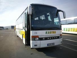 Setra S315 HD, keleivinis mikroautobusas