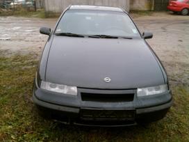 Opel Calibra. Is vokietijos dalimis. UAB
