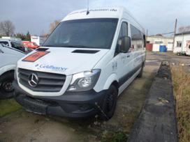 Mercedes-Benz Sprinter519, keleiviniai mikroautobusai