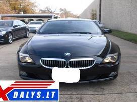 BMW 6 serija. Xdalys. lt 13milijonų dalių vienoje vietoje !