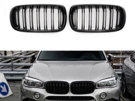 BMW X6. Performance grotelės tinkančios x6 serijos bmw f16 ir x5