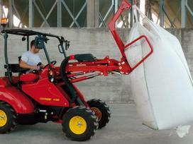 Gianni Ferrari Turboloader H440, self-propelled loaders