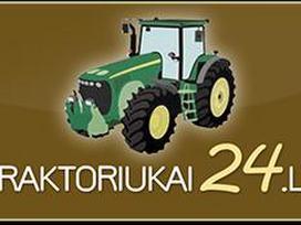 Kubota L1, traktori