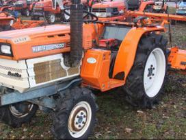 Kubota B1600, traktoriai