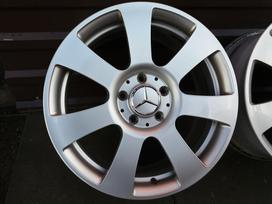 Mercedes-Benz ORIGINAL GLK, Легкосплавные , R17