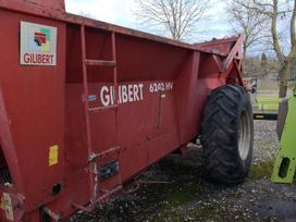 Girard Gilibert 6242, mėšlo kratytuvai
