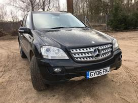 Mercedes-benz Ml klasė