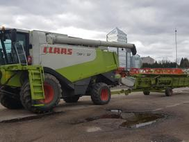 Claas Lexion 570, combine harvesters