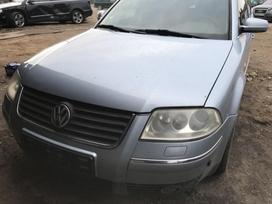Volkswagen Passat dalimis. 2,8 automatas qvatro, xenon