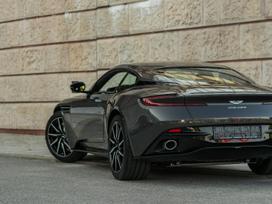 Aston Martin DB, 4.0 l., Купе (coupe)