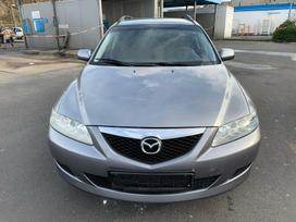 Mazda 6 по частям