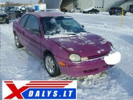 Chrysler Neon dalimis