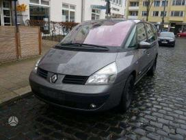 Renault Grand Espace. Ardomi ivairūs modeliai