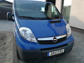 Opel Vivaro, 2.0 l., keleiviniai mikroautobusai