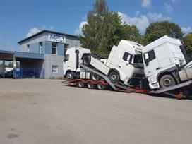 Volvo FH13/460, semi-trailer trucks
