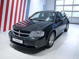 Dodge Avenger, 2.4 l., sedanas