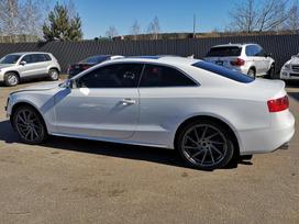 Audi S5, 3.0 l., kupeja (coupe)