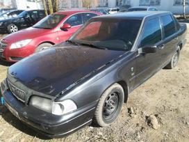 Volvo S70 по частям. Automobilis ardomas dalimis / запасные части