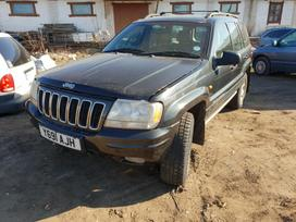 Jeep Grand Cherokee. Automobilių naudotos