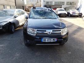 Dacia Duster dalimis. Prekiaujame renault,