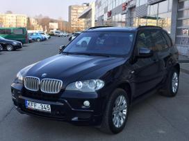 BMW X5, 3.5 l., apvidus