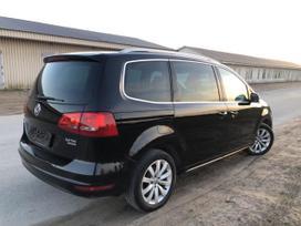 Volkswagen Sharan, 2.0 l., Минивэн