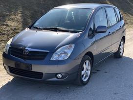 Toyota Corolla Verso, 1.6 l., vienatūris