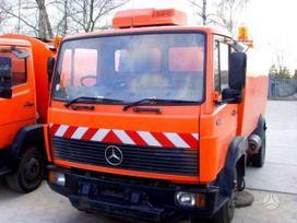 Mercedes-Benz 814, komunalinio ūkio transportas