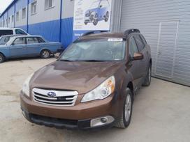 Subaru Outback. Amerika. turime ir daug kitų automobilių dalimis.