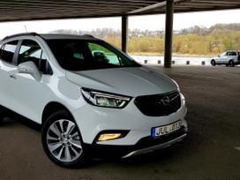 Opel Mokka X, 1.6 l., visureigis