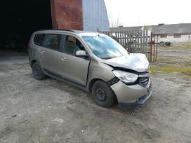 Dacia Lodgy, 1.5 l., vienatūris