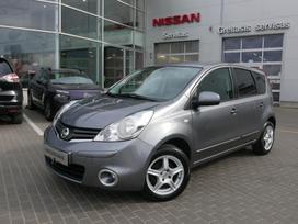 Nissan Note, 1.5 l., Хэтчбек