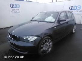 BMW 116. Bmw 116 2008m variklis n43b16a