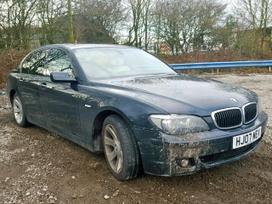 BMW 750. Bmw 750 2006m e65,variklis 4.8 n61b48b,automatinė pavarų