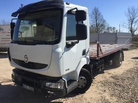 Renault Midlum, autovežiai