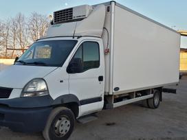 Renault MASCOT 160 DCI SALDYTUVAS, Šaldytuvai